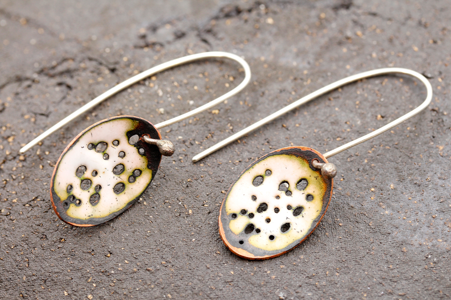Hoop Earrings by Alison Boyce