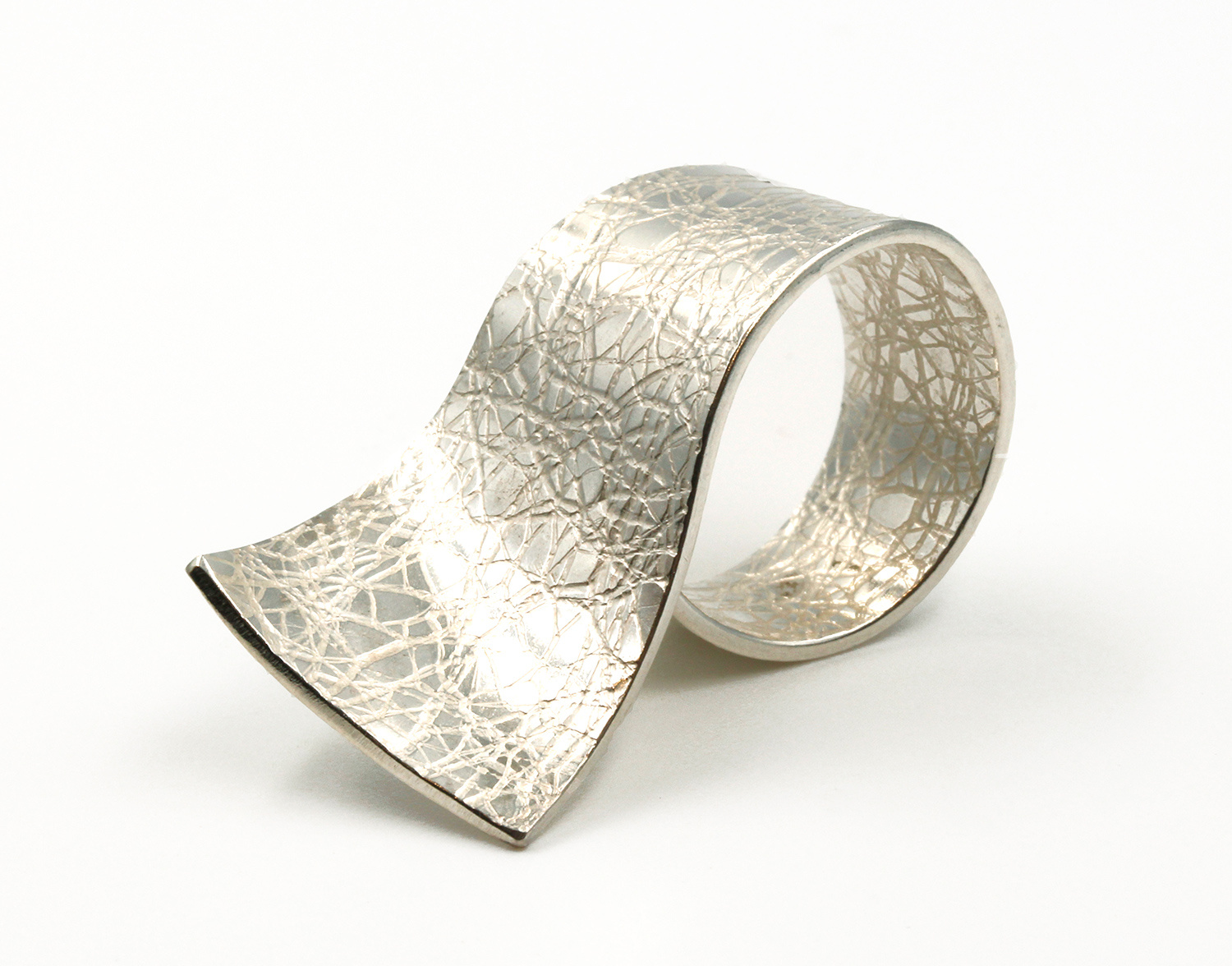 Wrap Ring by Elaine Cox