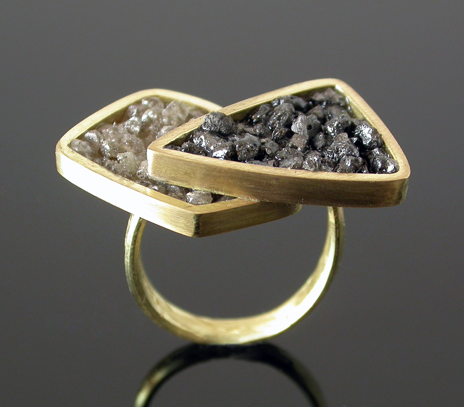 Ring, Layered by Elaine Cox