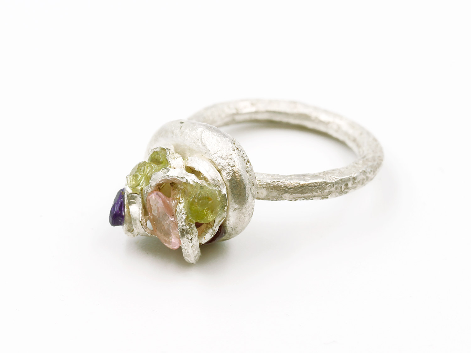 Fragments Ring by Elaine Cox