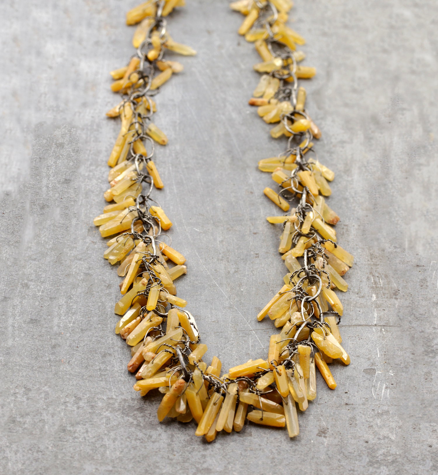 Necklace by Disa Allsopp