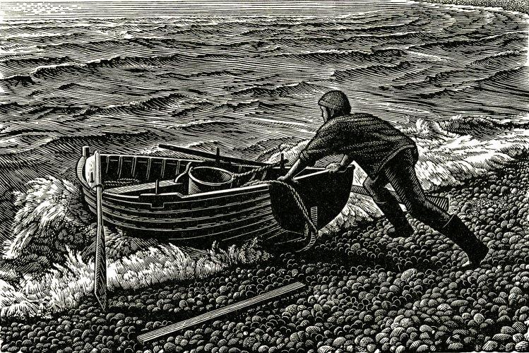 Chesil Boatman