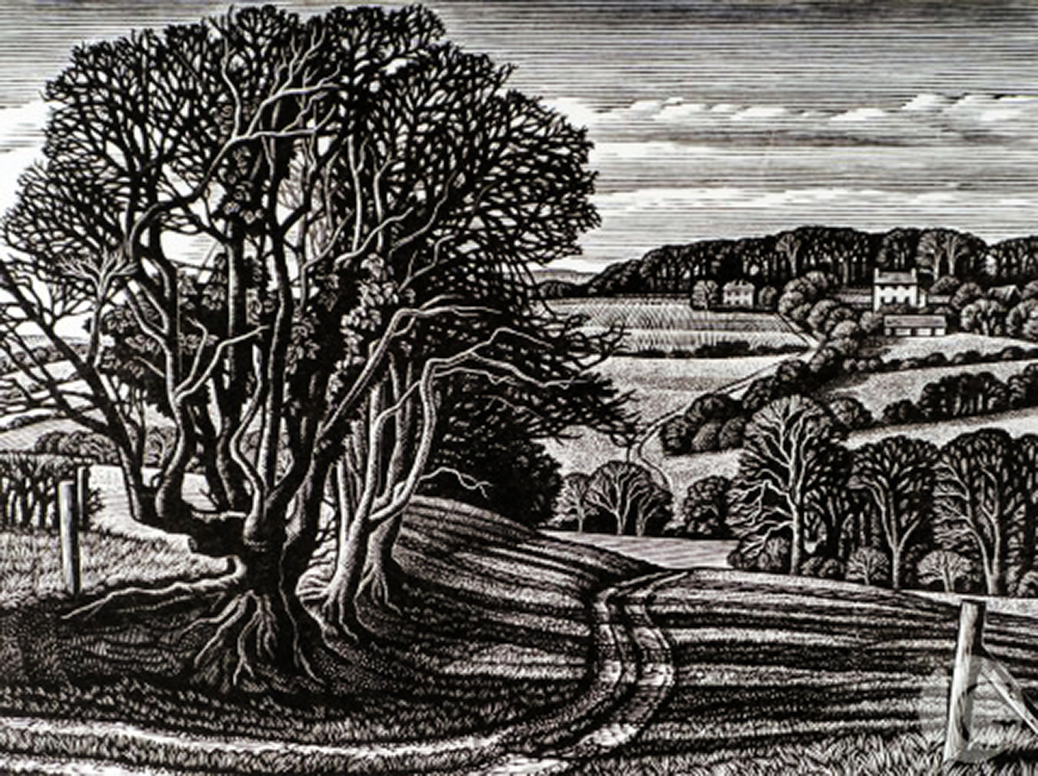 Chilcombe by Howard Phipps
