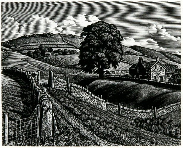 Image of Saltersford, A Moorland Farm
