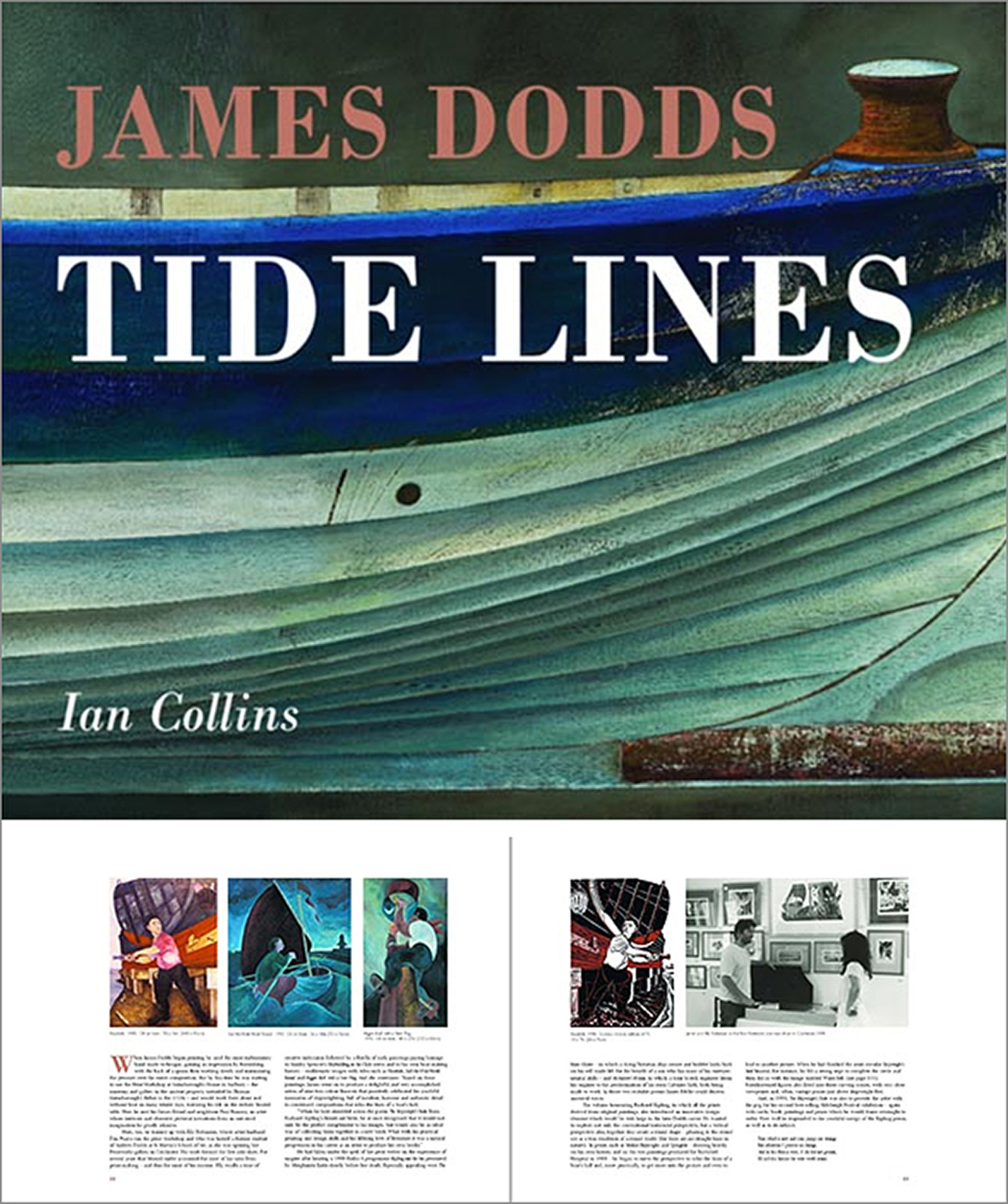 Tide Lines by James Dodds