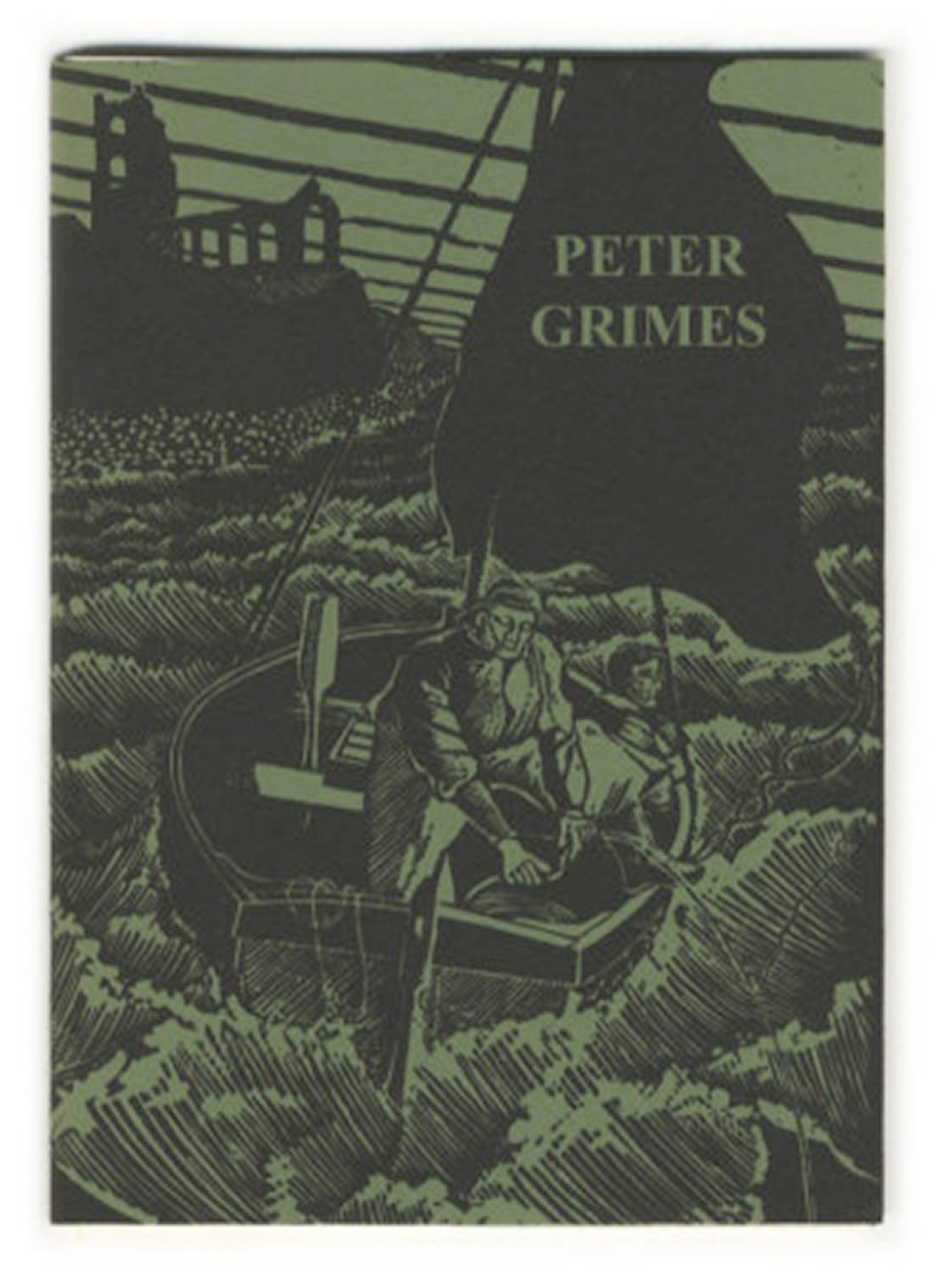 Peter Grimes by James Dodds
