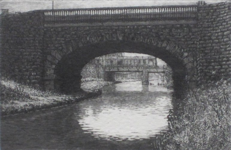 Nottingham Canal - Bridge No.2