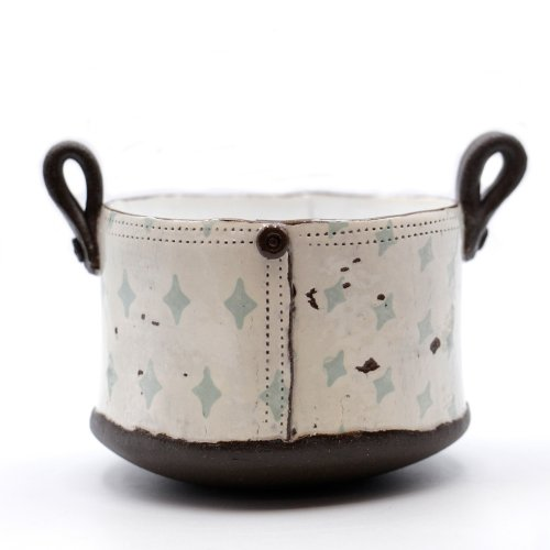 Pal Blue Diamonds Tub Pot