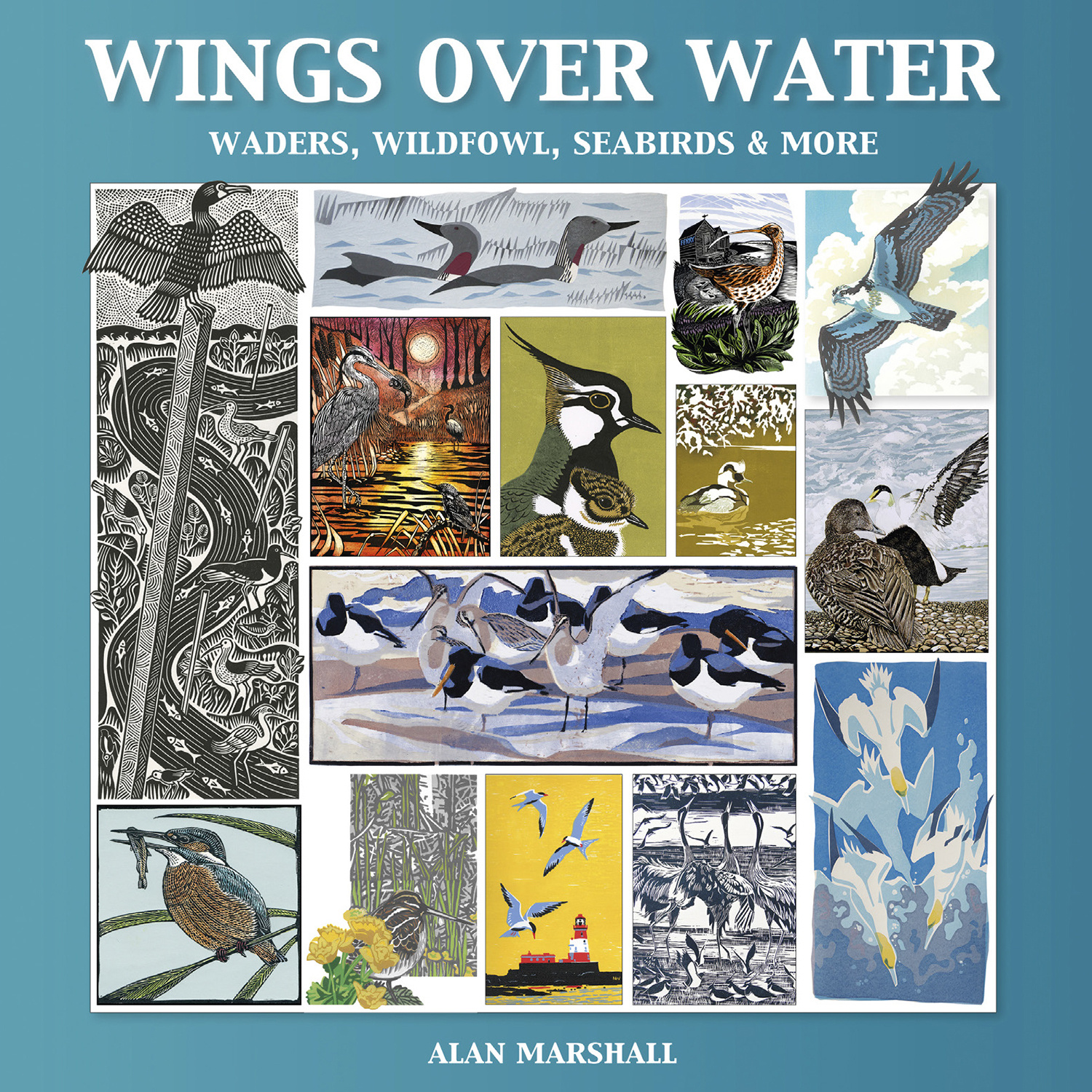 Wings over Water by Alan Marshall