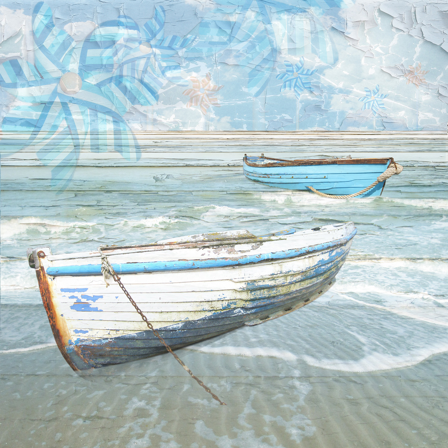 Seascape 22 by Claire Gill